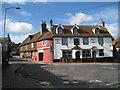 TQ4009 : Swan Inn, Lewes by Oast House Archive