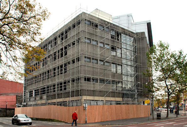 Former Social Security Office, Belfast (October 2010)
