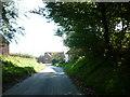 TA1465 : Church Lane, Carnaby by Ian S