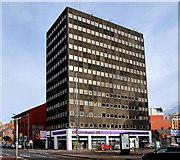 J3373 : Fanum House, Belfast (4) by Albert Bridge