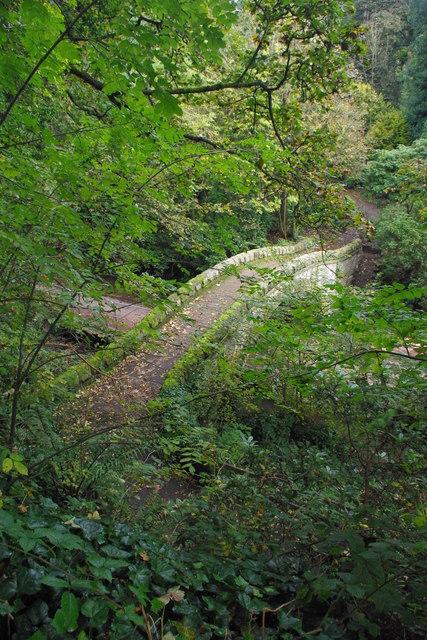 Footpaths and Bridge