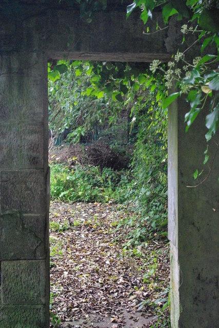 Doorway-Jesmond Dene