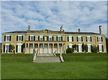 TQ1352 : South elevation of Polesden Lacey by pam fray
