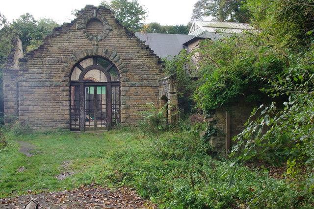 House (derelict)