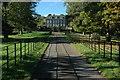 SO3222 : Trewyn House by Philip Halling