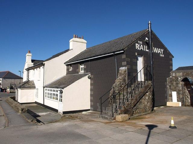 Railway Inn, Princetown