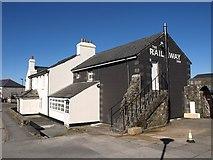 SX5973 : Railway Inn, Princetown by Derek Harper