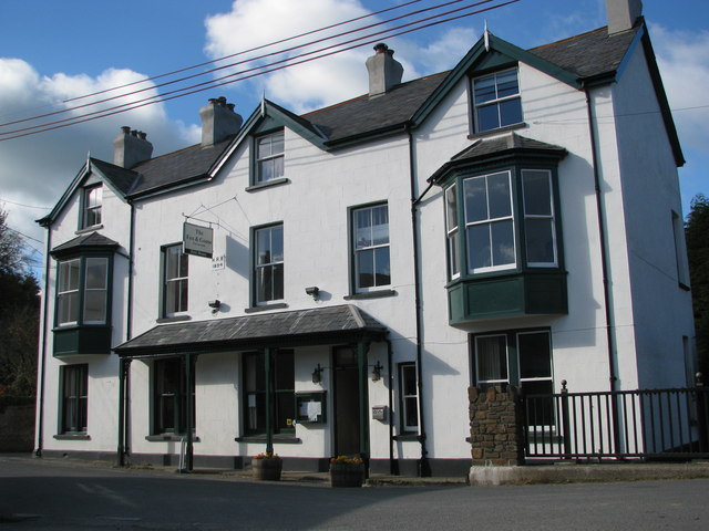 The Fox and Goose in Parracombe