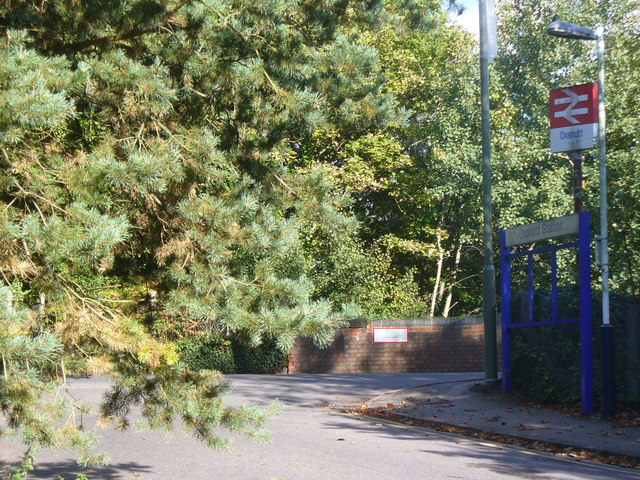 Oxshott Station Road End