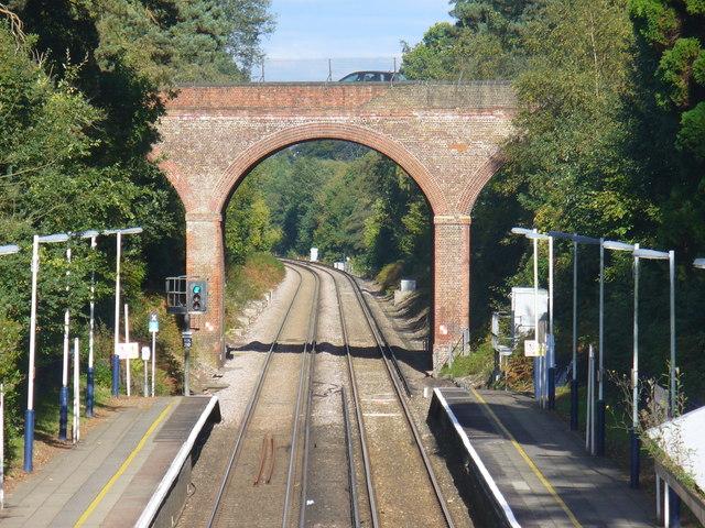 Warren Lane Railway Bridge