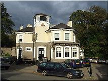 TQ3472 : Dulwich Wood House, Sydenham Hill by Malc McDonald