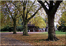 SO9098 : In West Park, Wolverhampton by Roger  Kidd