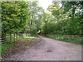 NY6429 : Entrance to Kirk House by David Brown