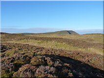 SH8414 : View WNW from Foel Dinas by Richard Law