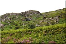 SH7157 : Creigiau Llynnau Mymbyr by Steve Daniels