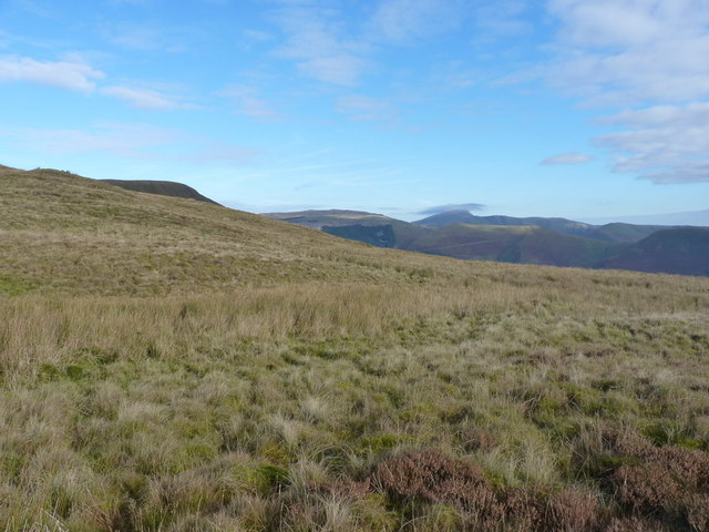 Moorland with a view