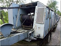 SK3046 : 10-ton Steam Crane, Cowers Lane by Dave Hitchborne
