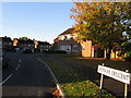 SO8897 : Westacre Crescent, Finchfield by Alex McGregor