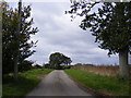 TM3469 : Mill Road, Peasenhall by Adrian Cable