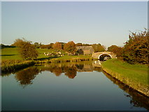 SD9050 : The Leeds Liverpool Canal at East Marton by Andrew Abbott