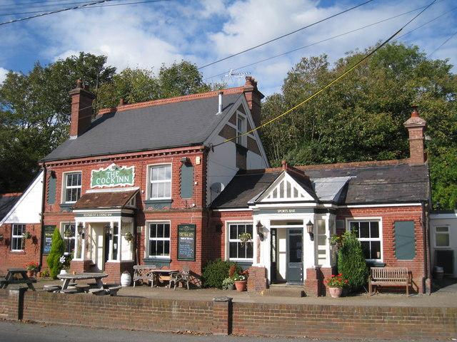 Cock inn wivelsfield green uk
