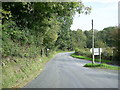SN0916 : Road junction on the B4313  near Pont-shan by Martyn Harries