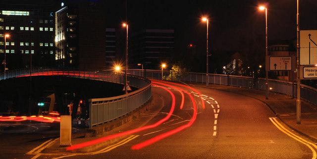 Station Street/Bridge End flyover, Belfast (7)