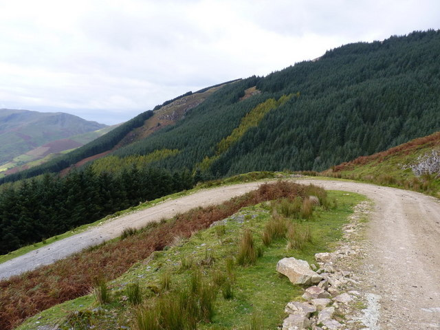 The second hairpin