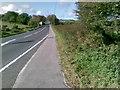 SW7434 : A394 West of Longdowns by Alex McGregor