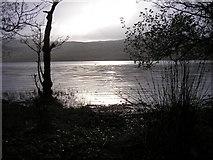 NN5833 : Sunlight after the Rain, Loch Tay by Iain Lees