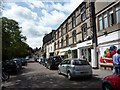 NU0501 : Rothbury Town Foot by Ian Drummond