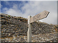 SW9038 : Sign on the SWC by Row17