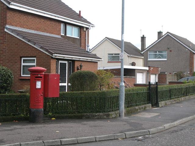 Houses in Katrine Avenue, G64