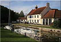 TG4022 : The Pleasure Boat Inn by roger geach
