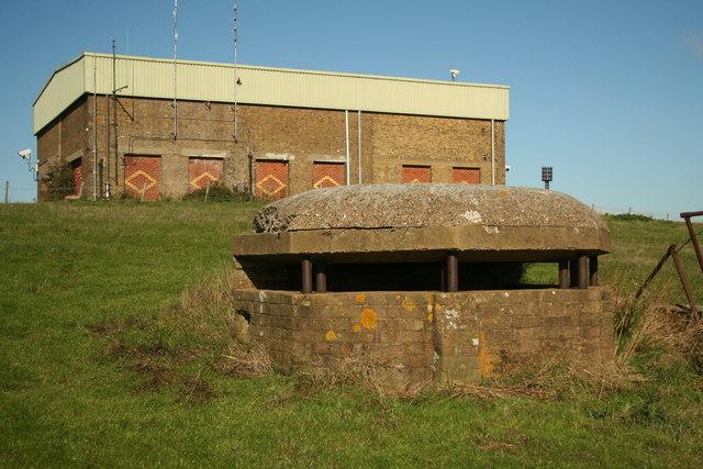 RAF Eastchurch Battle Headquarters