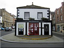 NY6820 : Tourist Information Centre, Appleby Moot Hall by Andrew Curtis
