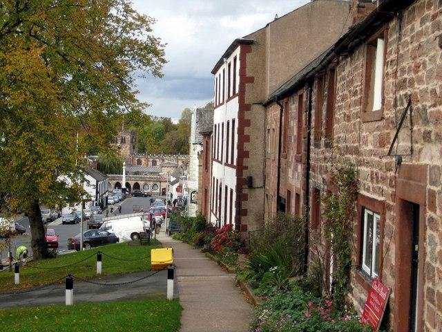 Boroughgate, Appleby in Westmorland