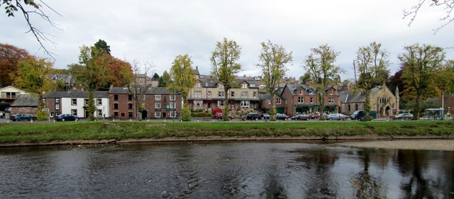 The Sands, Appleby in Westmorland