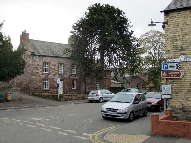 Holme Street, Appleby in Westmorland