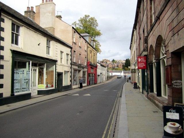 Bridge Street, Appleby in Westmorland
