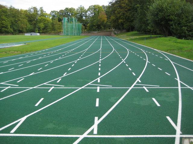 Stowe School: The David Donaldson Athletics Track