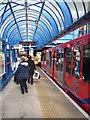 TQ3780 : All Saints DLR station by Rod Allday