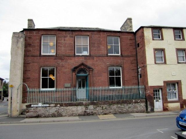 Number 33 Chapel Street, Appleby in Westmorland