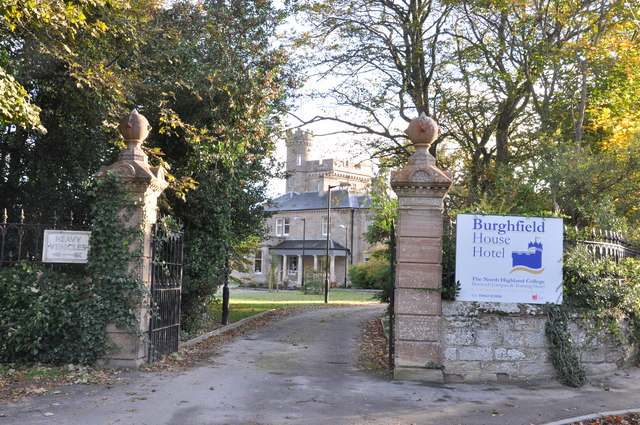 Burghfield House Hotel