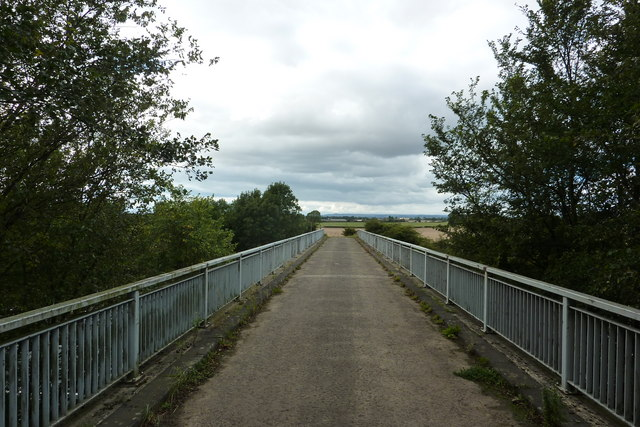 Bridge over the A1(M) at Coniscliffe Grange