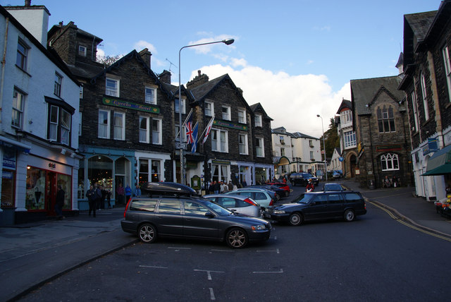 The Queen's Hotel, Ambleside