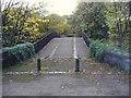 NS8594 : Cambus Iron Bridge by Euan Nelson