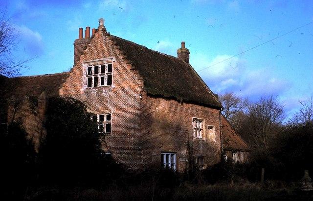 Old Hall, Ranworth