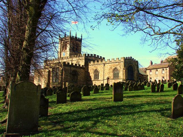 The Church in Barnard Castle