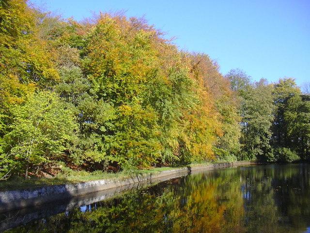 Autumn at Alden Lodge